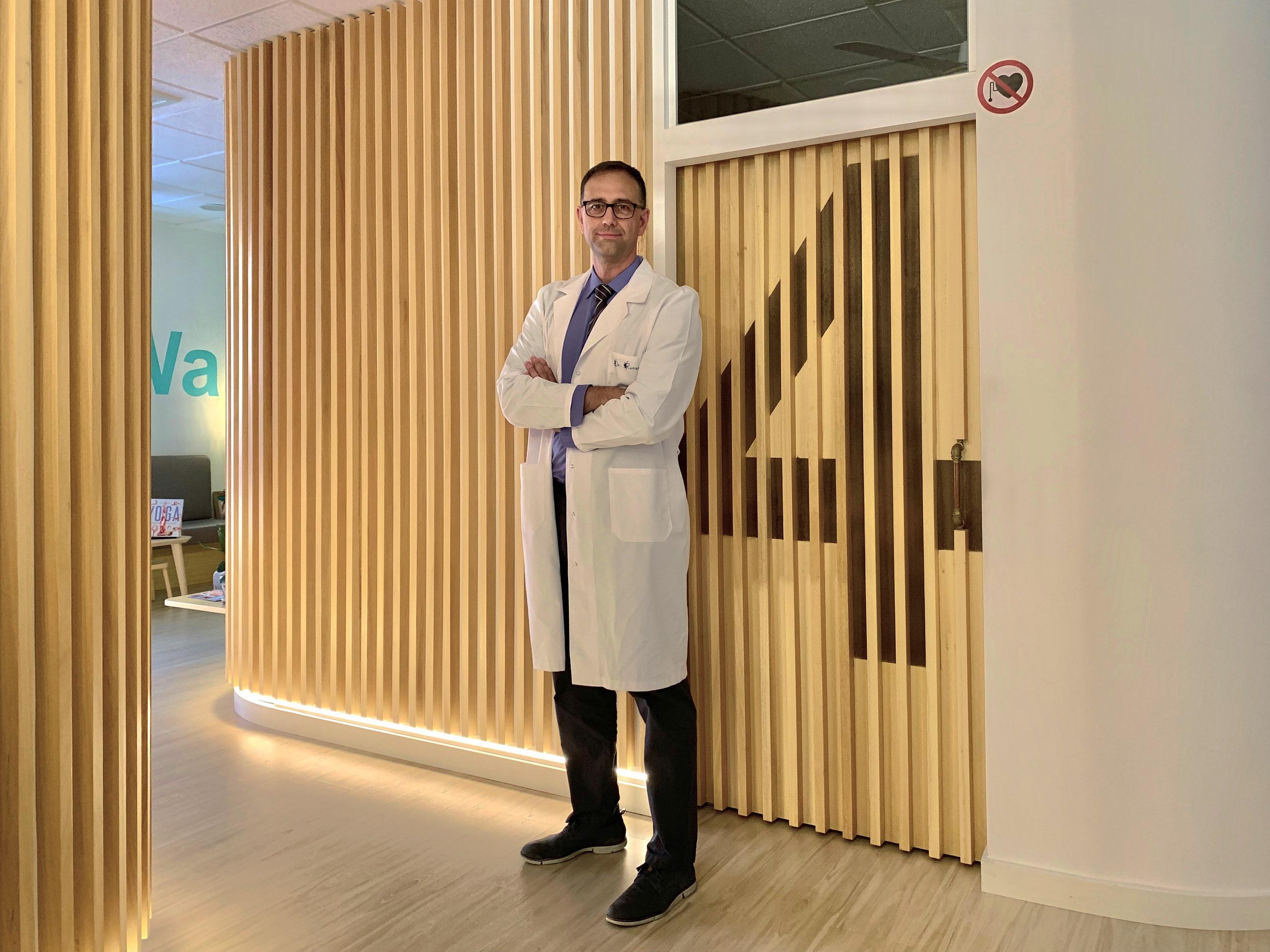 Consulta Cirugía Ortopédica y Traumatología en AQUILES Fisioterapia+