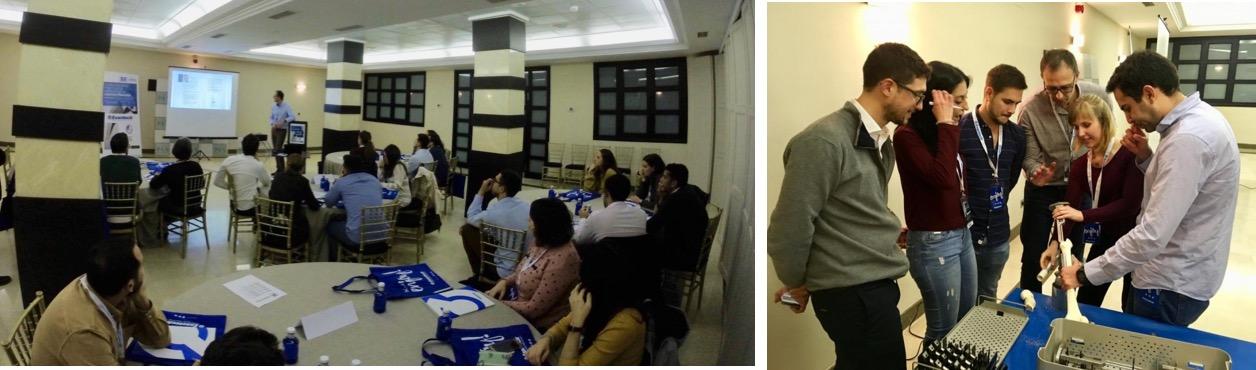 Residentes de Traumatología de Castilla-La Mancha se forman en Guadalajara en un curso teórico-práctico de cirugía de cadera