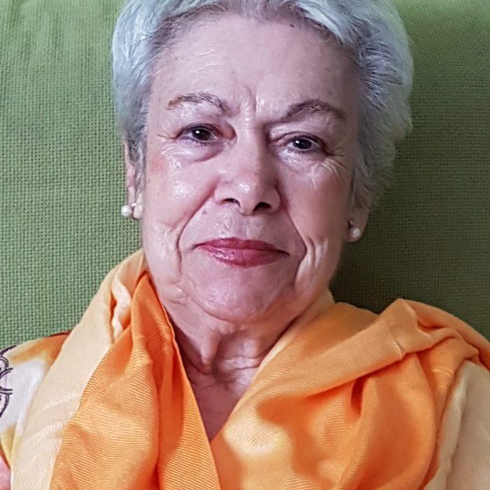 Marisol Berzal Sanz, 78 años