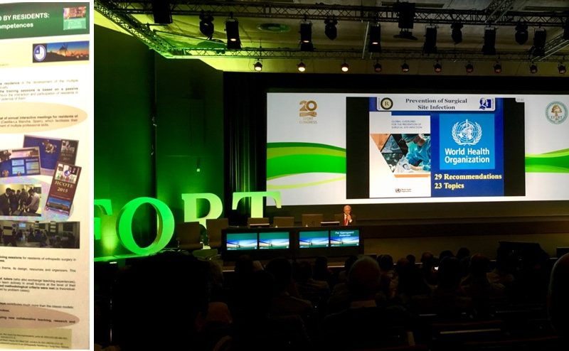 20º Congreso Europeo EFORT, Lisboa